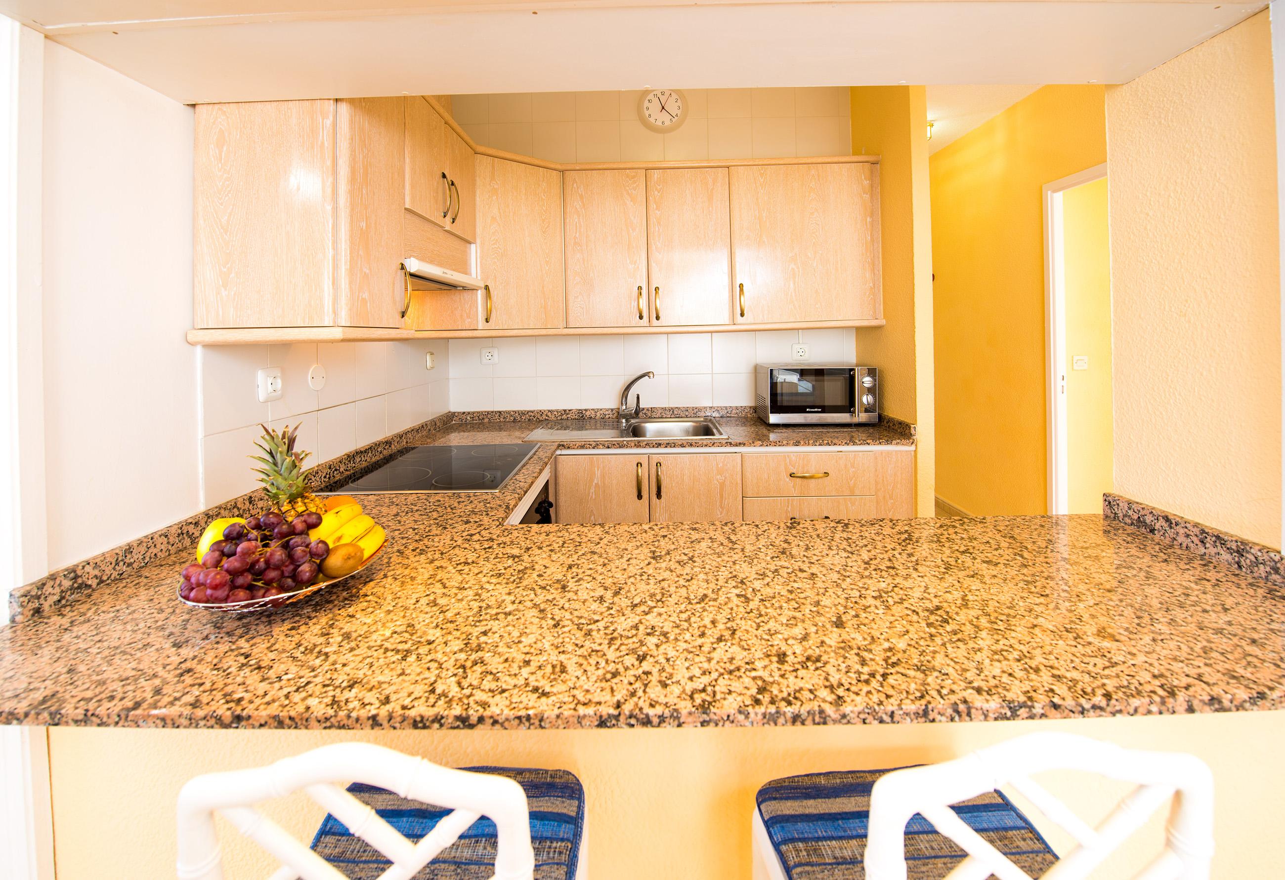 Sueño Azul Kitchen