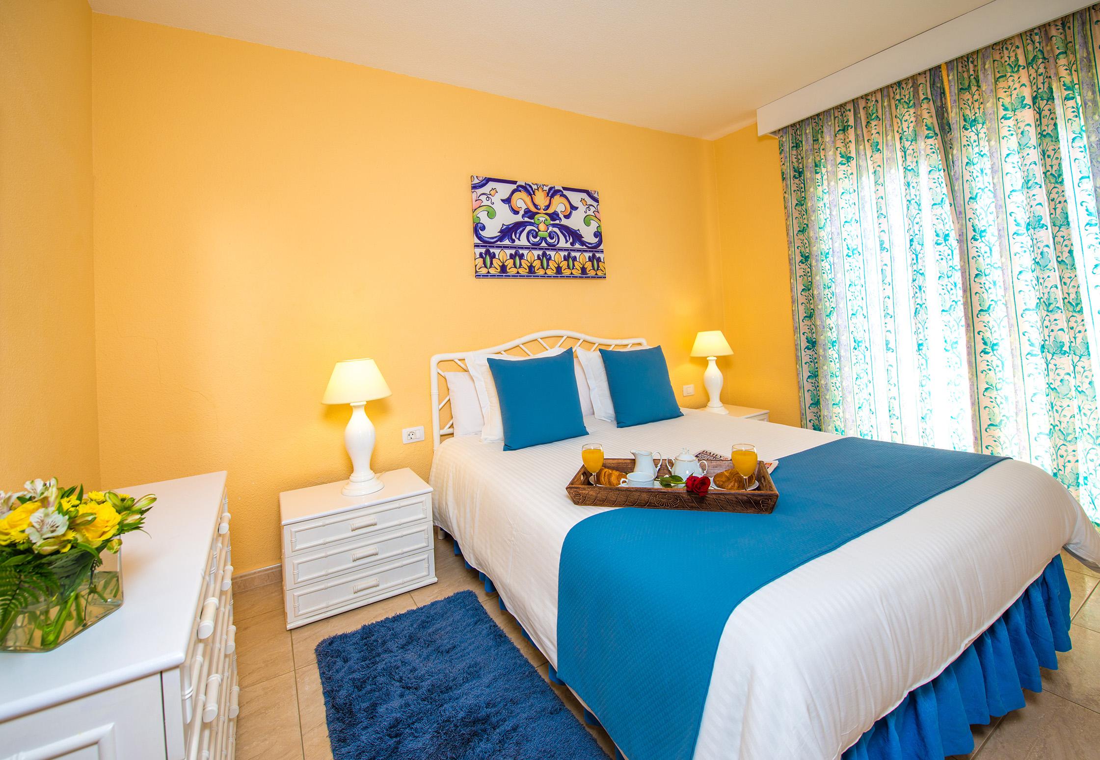 Sueño Azul Double Bedroom