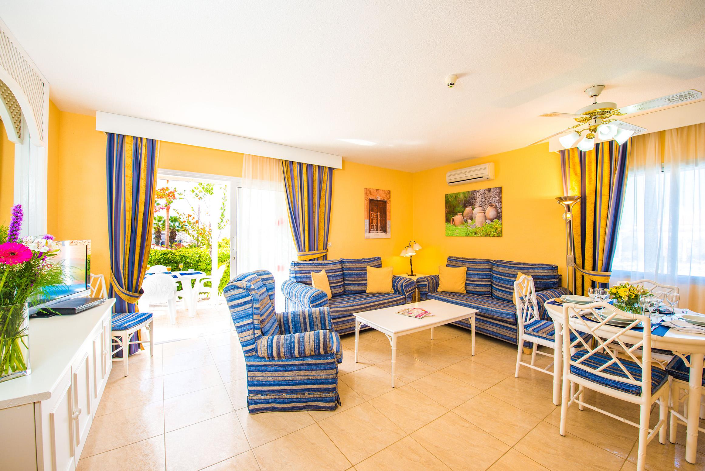 Sueño Azul Living Area 2