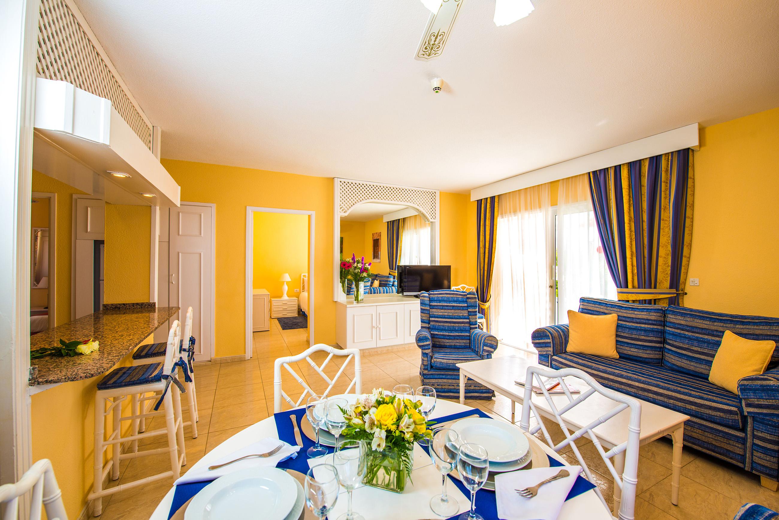 Sueño Azul Living Area 3