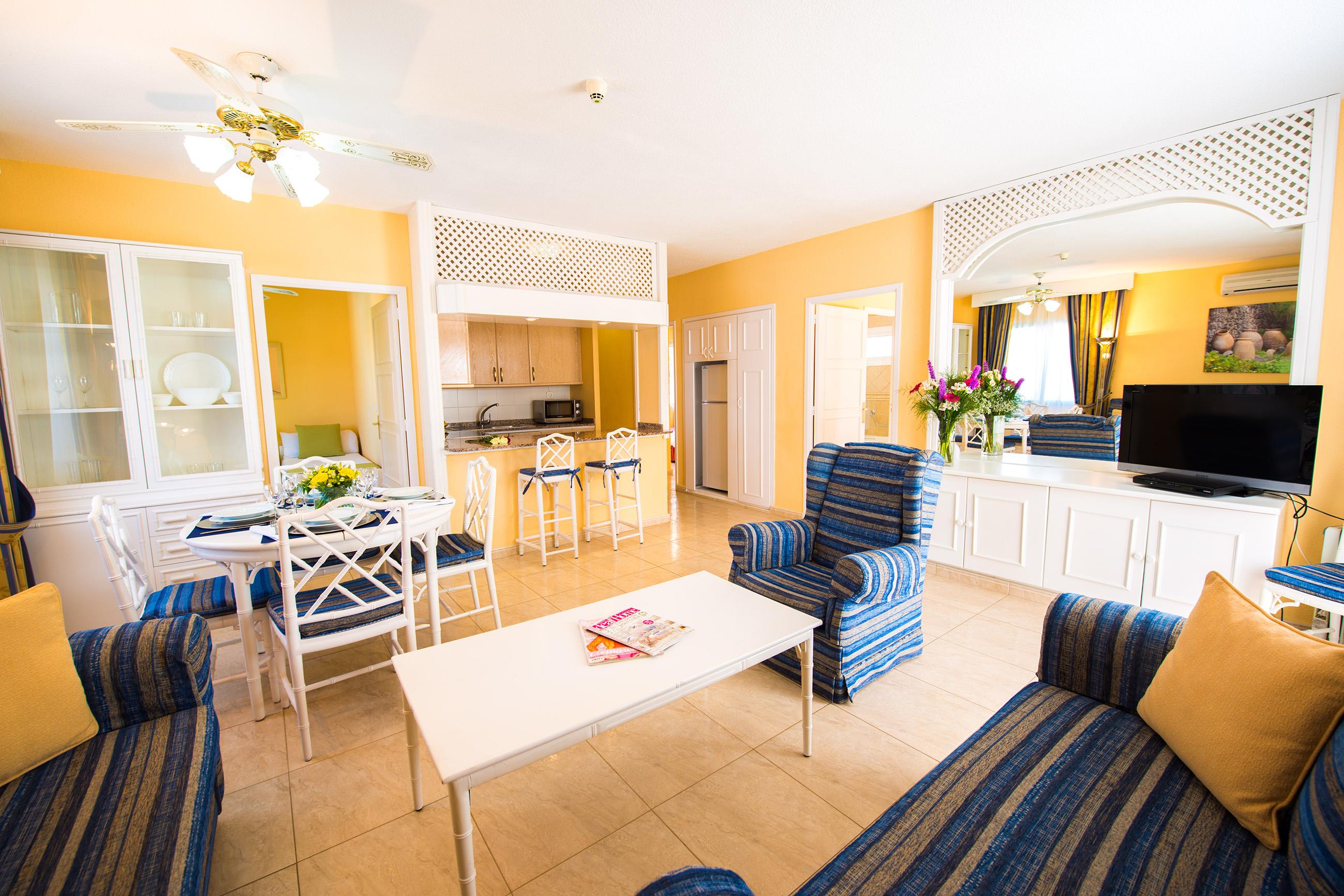Sueño Azul Living Area 4