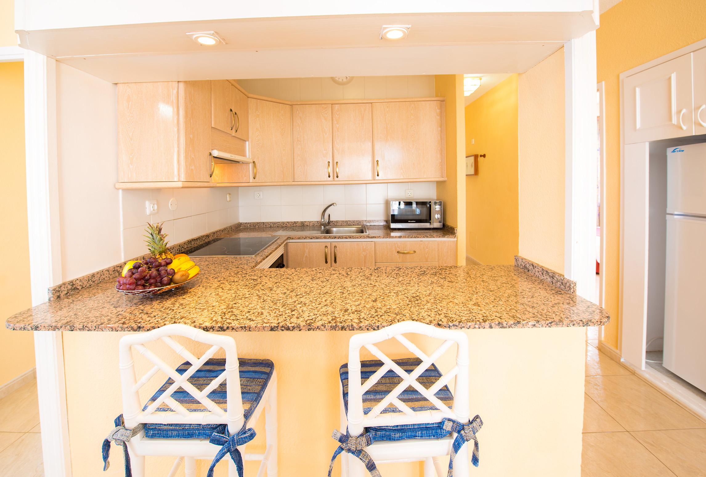 Sueño Azul Kitchen 3