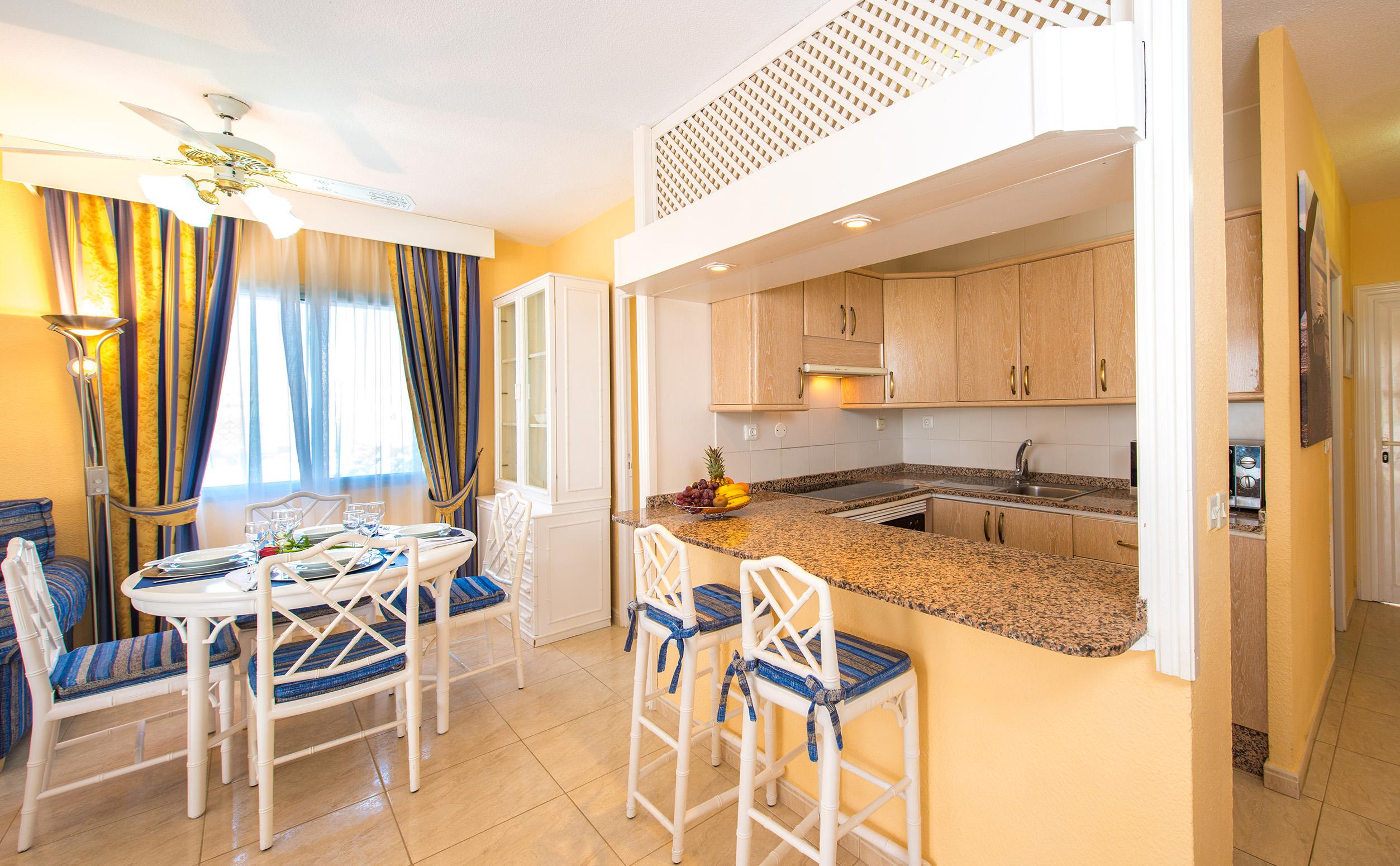 Sueño Azul Kitchen 4