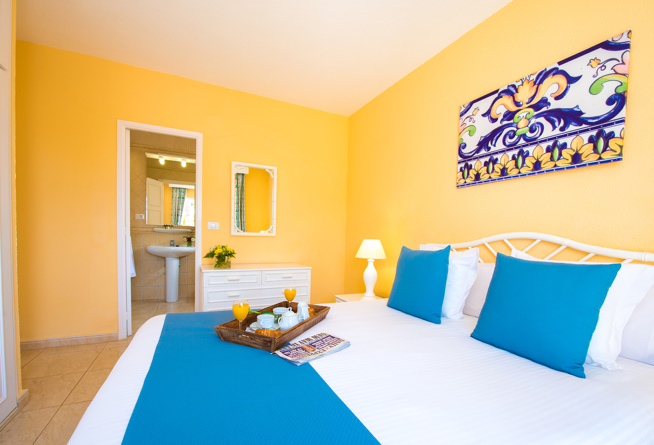 Sueño Azul Double Bedroom 2