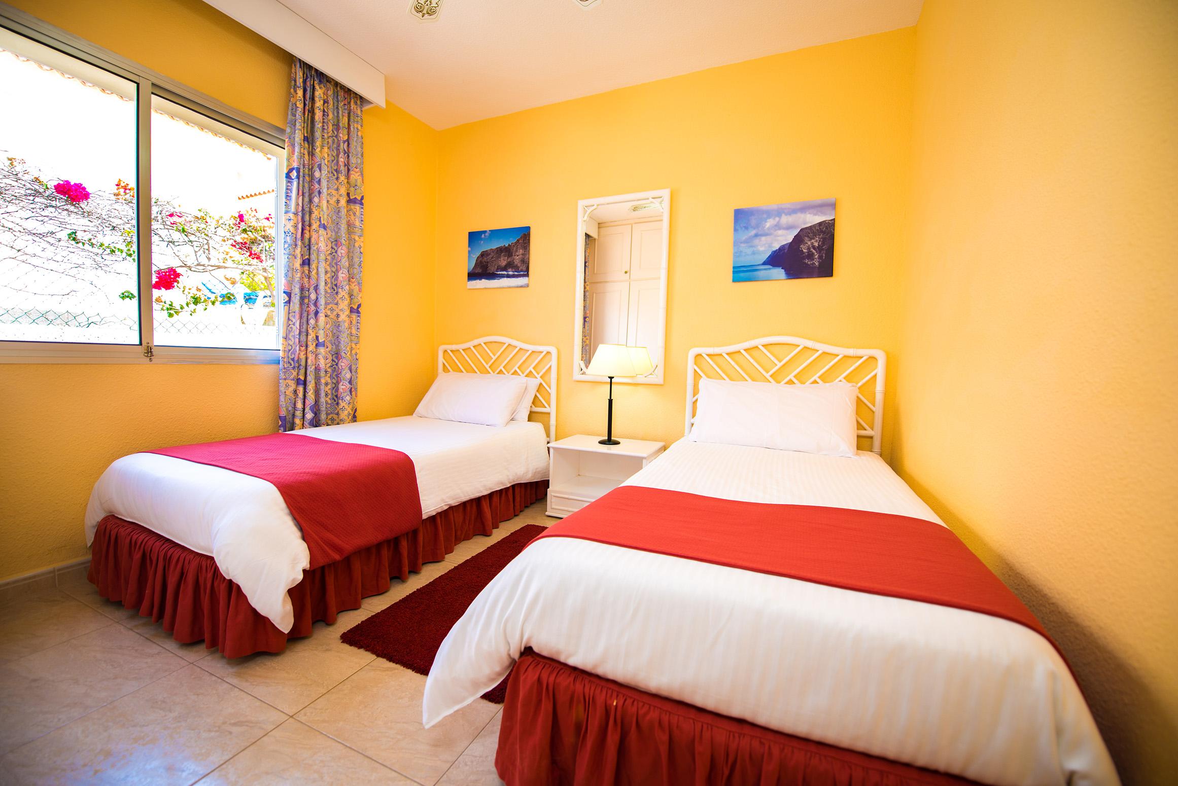 Sueño Azul Twin Room