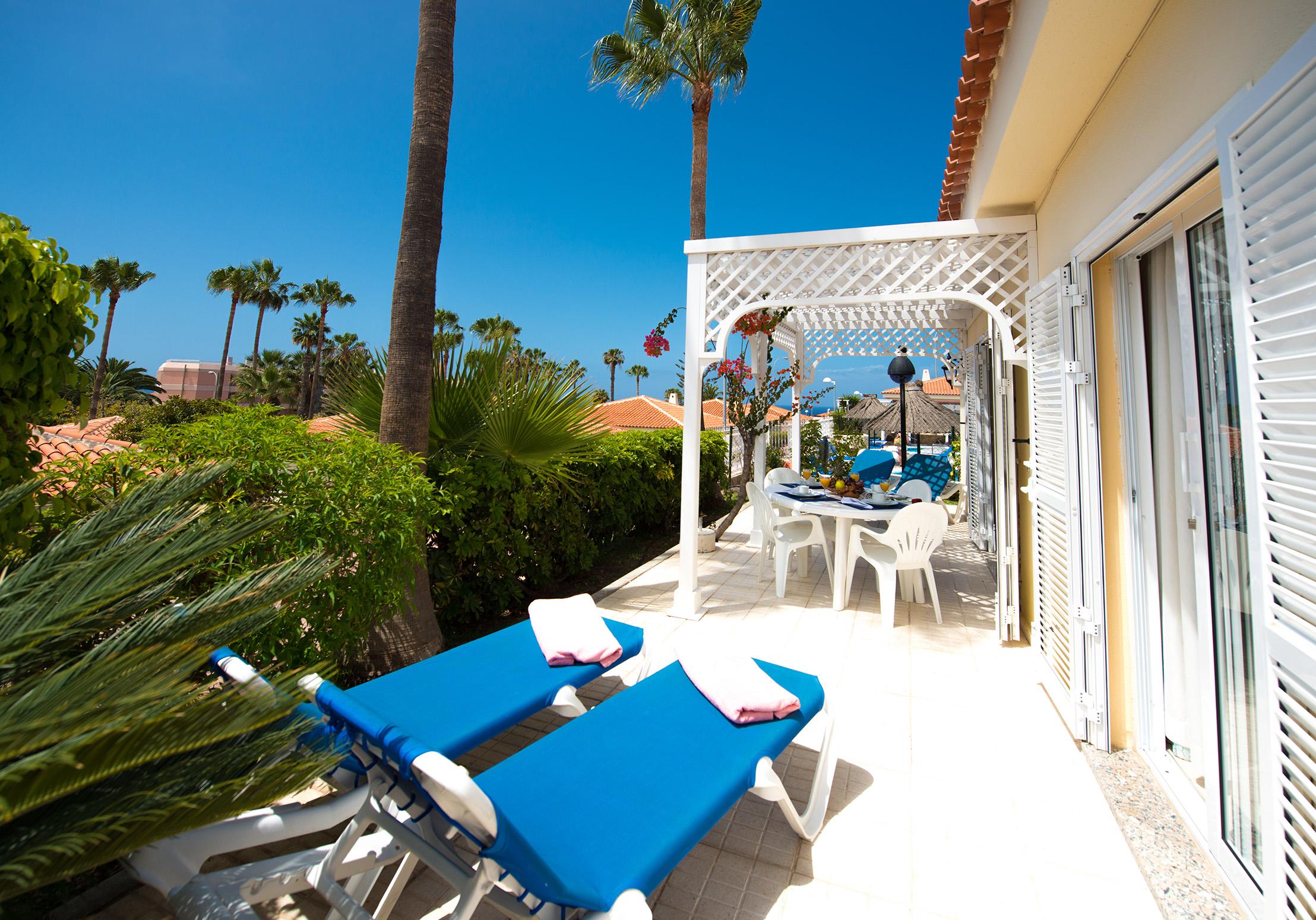 Sueño Azul Terrace 4